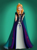 Princess to Queen by Minxy-Moo