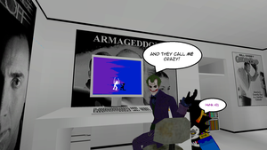 Joker's thoughts on Gamzee by mattwo