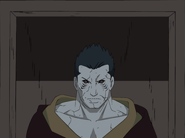 Kisame Reanimated by schemeARTIST