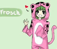 Fairy Tail : Frosch Render by keyoftheglass