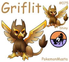 Griflit 075 by PokemonMasta