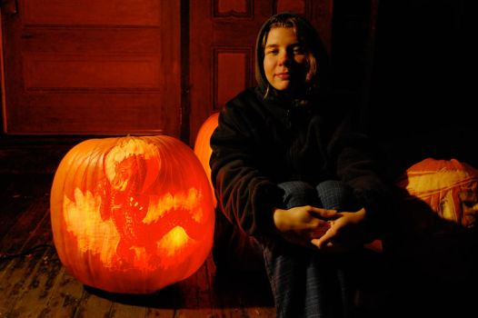 Me_n_pumpkin by volcanic-glass