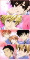 +Ouran Highschool Host Club opening+ by saritacrazy
