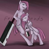 friends by InsanitylittleRed