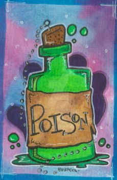 Poison by K8e-Art