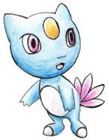 Fakemon: Baby Sneasel by ShrubSparrow