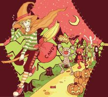 CR Event Oct 12: Halloween!!! by LiniAriva