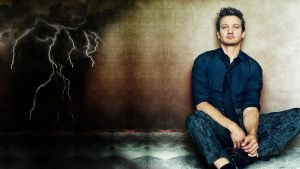 Renner and the storm by BeckoningHaunter