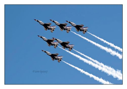 USAF Thunderbirds - 19 by bp2007