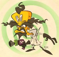 Dr. Neo Cortex by Themrock