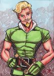 PSC- Fandral by illust888
