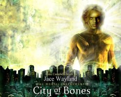 Jace Wayland Wallpaper by TheSearchingEyes