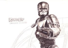 RoboCop by michaelbitoy