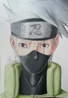 Kakashi Hatake by YourOwn-Art