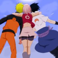 Team 7 - Naruto by rrrb50