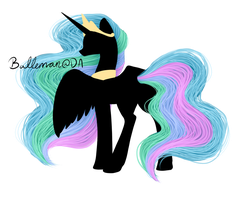 Princess Celestia by Balleman