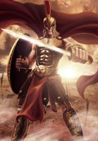 Ares by AlanVadell