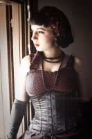 PIN-UP_Like and old movie star by TheOuroboros