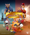 An American Tail: The 30 Year Legacy by WhiteLionWarrior