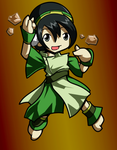 avatar - toph by desfunk