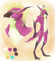 AUCTION ADOPT (CLOSED) by Yuroboros