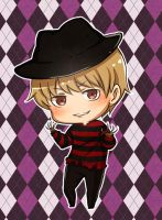 trick or treat - sougo by SugarContent