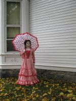 Mrs. Lovett 'By The Sea' Dress by grg-costuming