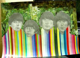 the beatles last forever. by hendryong