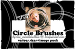 Circle Brushes by LaU-marshmallow