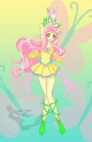 Sailor Fluttershy by seiyachan