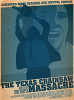 Texas Chainsaw Massacre Poster by SamRAW08