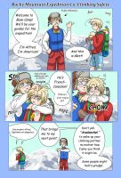APH- Rocky Mountain Expedition Co: Climbing Safety by TheLostHype