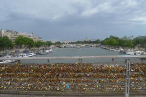 Love locks by bbrtki