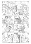 Numenera comic page commission 1 by MarkReindeer