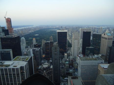 Central Park (New York) by HirinPhoenix