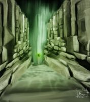 Caverns by The-Average-Alex