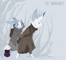 snowghost idea by themsjolly