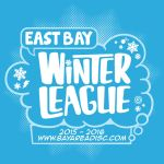 East Bay Winter League Frisbee Design by protoPrimus