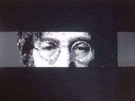John Lennon by Negroud
