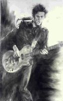 Matt The Guitarist by pugsly