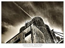 Industrial weather by DarkMetaphor