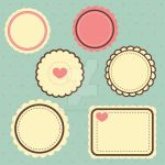 FREE~ Vintage Cute Labels by UseMyResources
