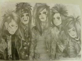 BlackVeilBrides by LunarTheUmbreon