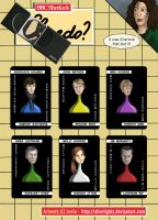 Sherlock 'Cluedo' Game! by alicelights