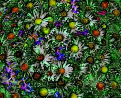 Trippin' Bunch O' Daisies by Lasercrew420
