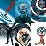 All the Bullseye covers by Devilpig