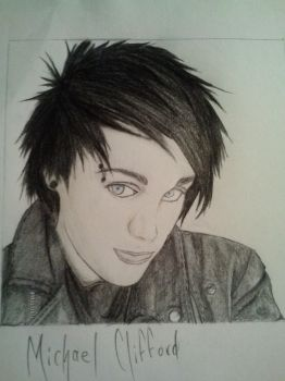 Michael Clifford by The-Outcast1
