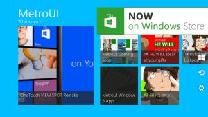 Now on Windows Store by MetroUI