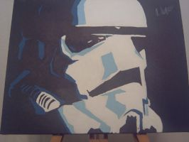 StarWars StormTrooper by Ryzouk