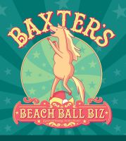 Baxter's Beach Ball Biz by xkappax